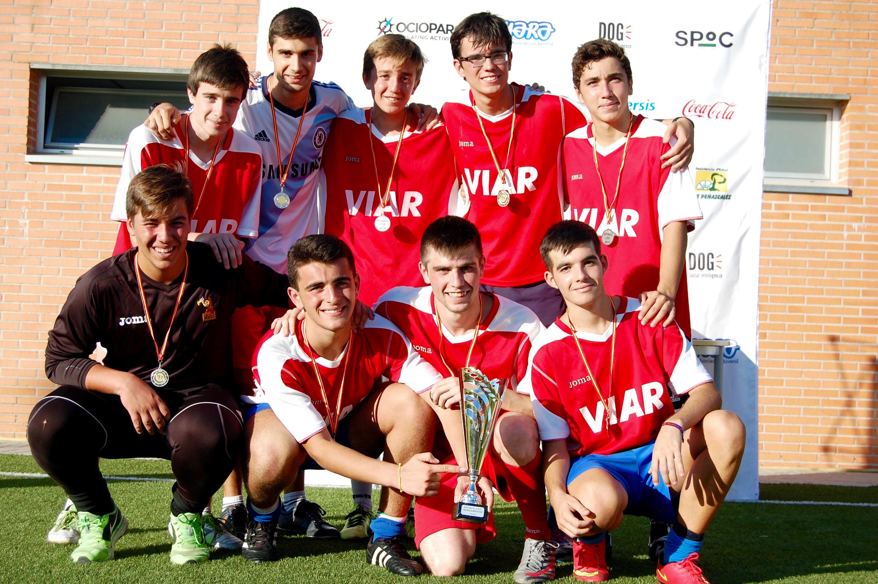 Trofeos FútbolCup 2016 04 Viar